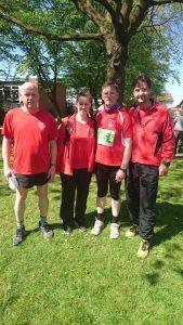 Beckumer Marathonstaffel
