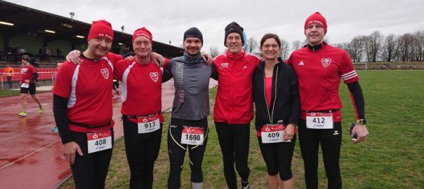 45. Sparkassen-Winterlaufserie Hamm – 15km