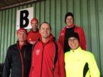 46. Hammer Winterlaufserie Teil 3 – 21km Norbert auf Platz 1